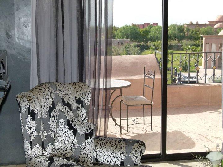 luxury Villa 7 bedrooms in Marrakech - Image 1 - Marrakech - rentals