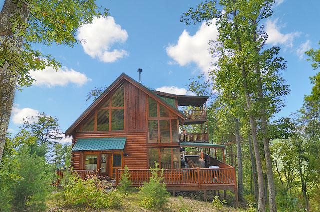 Bear Track Inn #59 - Image 1 - Sevierville - rentals