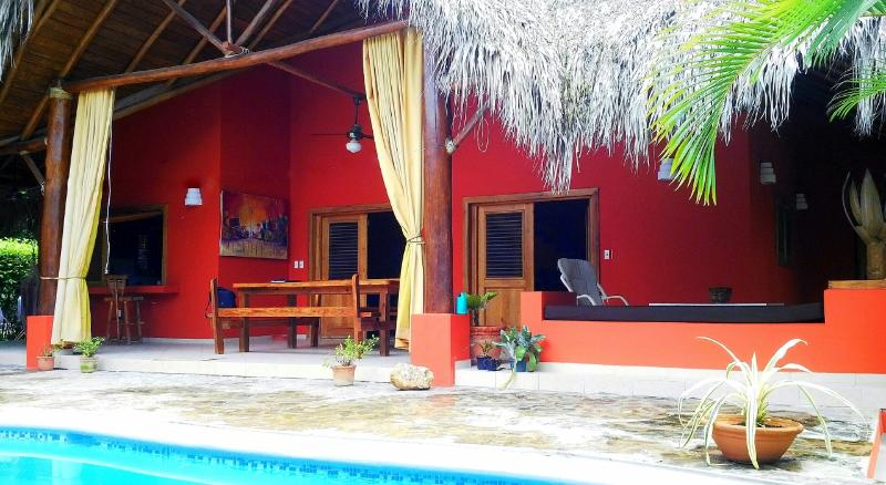 Villa for 8 people near the sea and center village - Image 1 - Las Terrenas - rentals