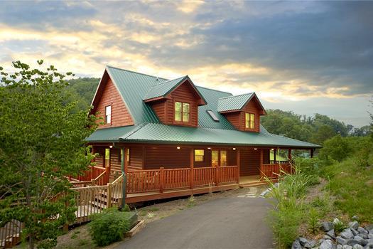 Cherokee Lodge - Image 1 - Sevierville - rentals