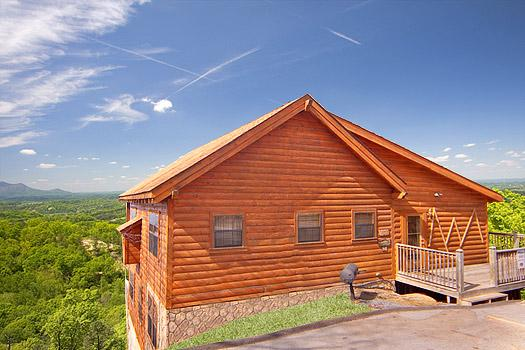 Heaven's View - Image 1 - Sevierville - rentals