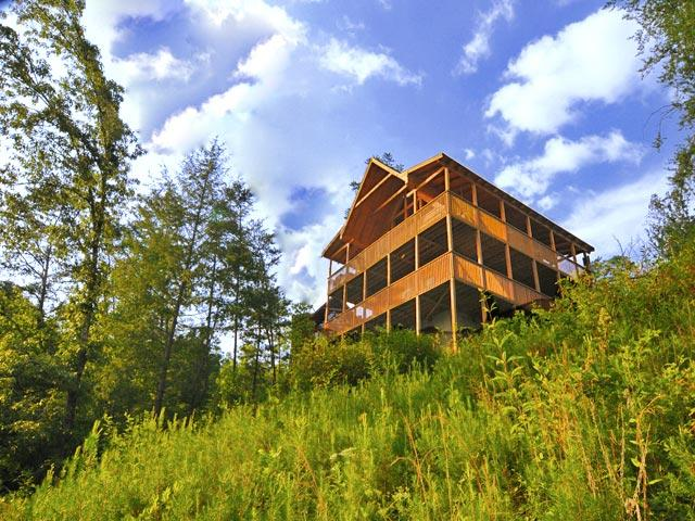 A Cameron's Mtn View - Image 1 - Sevierville - rentals