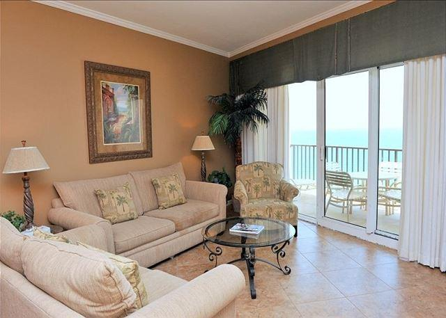 15% OFF July Stays! 17th Fl condo.End Unit with Large Balcony! Stunning Views - Image 1 - Sandestin - rentals
