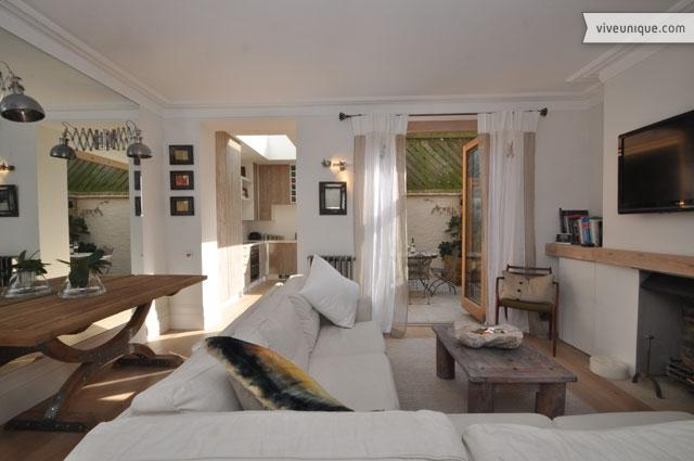 Perfect one bed apartment, Stadium Street, Chelsea, sleeps 3 - Image 1 - London - rentals