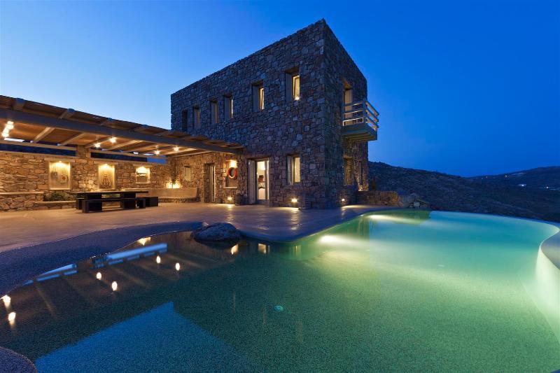 Rocky Retreat 2 - Mykonos Luxurious Retreat Villa - Image 1 - Mykonos - rentals