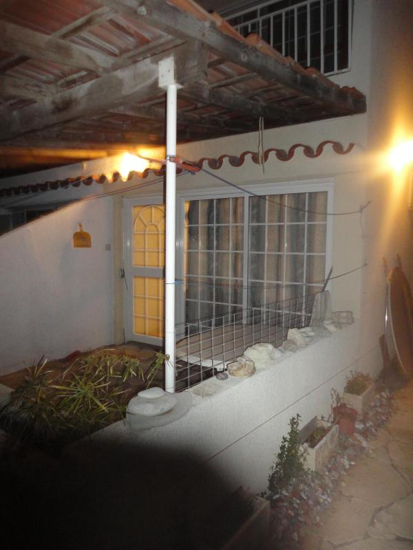 Out side seating area - Low cost holiday home sleeps 5/6 - Larnaca District - rentals