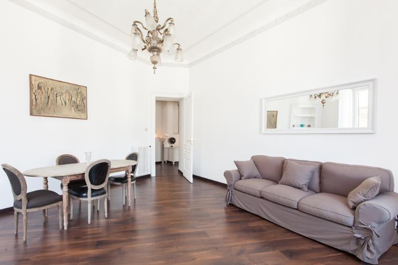 living room - Arenula - Rome - rentals
