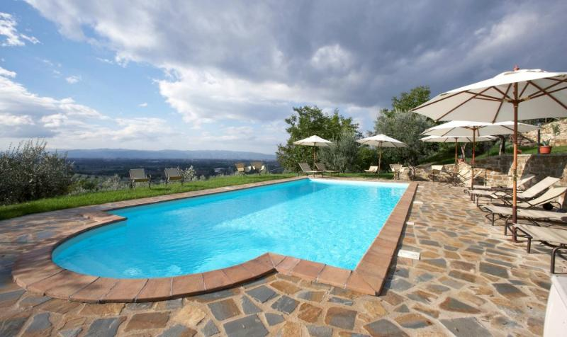 apartments in villa near to Assisi - Image 1 - Assisi - rentals