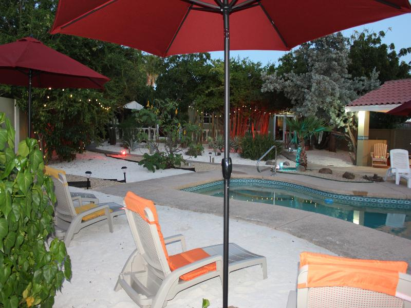 Nature Aruba One Bedroom Deluxe Apartment 4 - Image 1 - Oranjestad - rentals