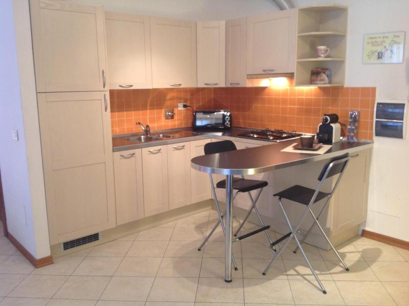 The Kitchen - Studio in Florence with Garage - Florence - rentals
