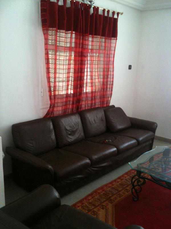 Beautiful furnished villa F3 dakar liberté2 - Image 1 - Dakar - rentals