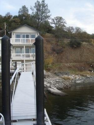 House - Clearlake Lakefront Vacation Rental dock & beach - Clearlake - rentals