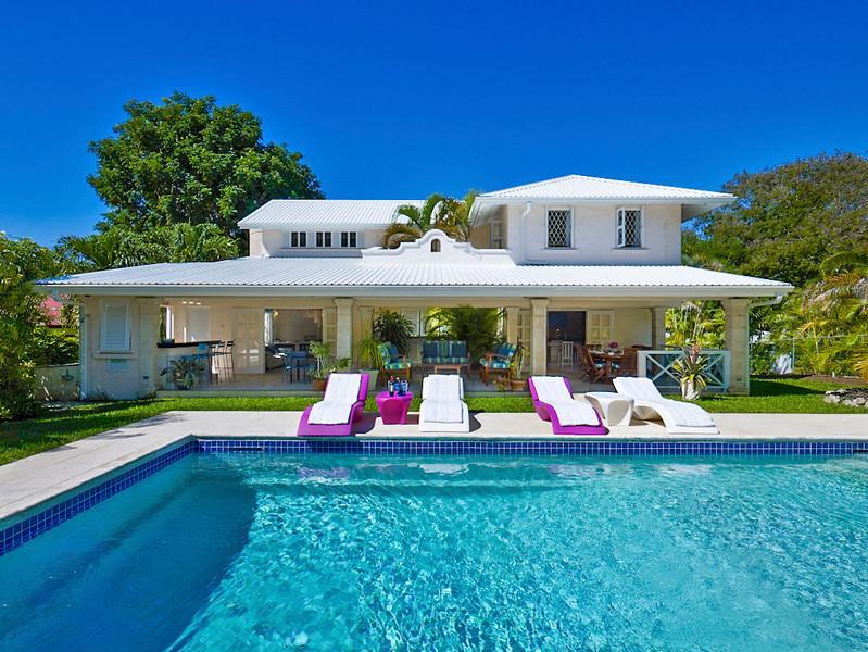 Coral House at Gibbs, Barbados - Walk To Beach, Pool - Image 1 - Gibbs Bay - rentals
