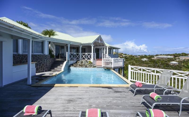 Milonga at Marigot, St. Barth - Ocean View, Pool - Image 1 - Marigot - rentals