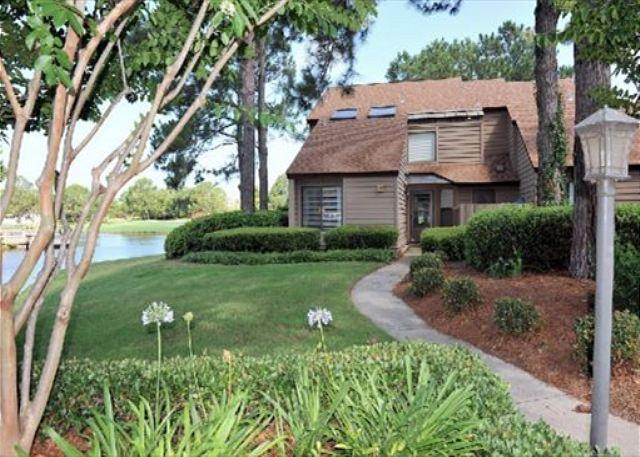 Relax with wonderful lake views at this fantastic villa! Free Shuttle! - Image 1 - Sandestin - rentals