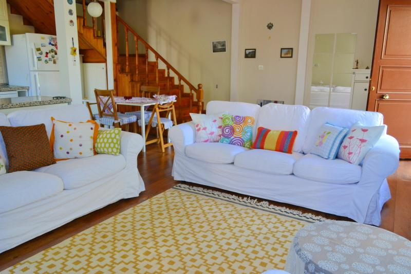 Livingroom - Duplex House With Garden - Bursa - rentals