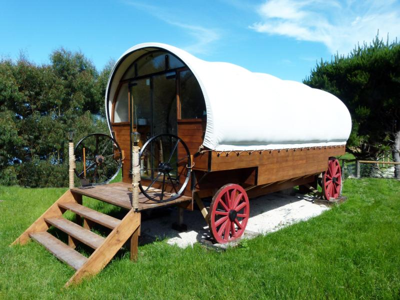 Colonial Wagon - Wacky Stays, Kaikoura, NZ - Colonial Wagon - Kaikoura - Kaikoura - rentals