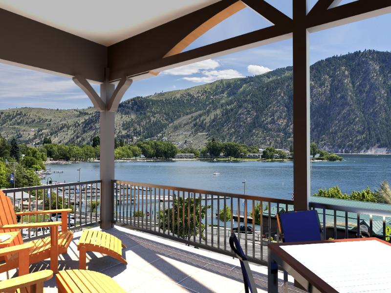 Newer Luxury Rentals on Lake Chelan - Image 1 - Manson - rentals