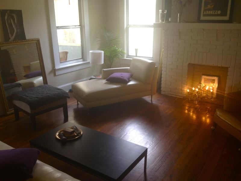 Beautiful sunny apt. in great Atlanta neighorhood - Image 1 - Atlanta - rentals