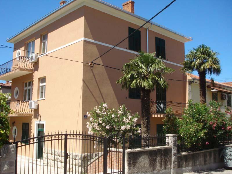 Split center,apartment  in villa - Image 1 - Split - rentals