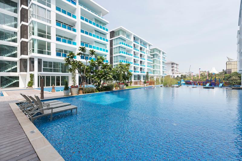 beautiful beach condo - Image 1 - Hua Hin - rentals