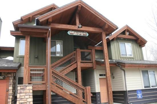 Retreat on the Blue - Image 1 - Silverthorne - rentals