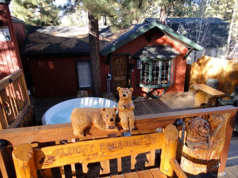 Almost Paradise - Almost Paradise-The PERFECT Cozy Romantic Getaway! - Big Bear Lake - rentals
