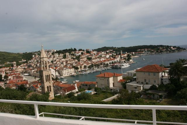 Balcony 1 - Amazing view in the center - Hvar - rentals