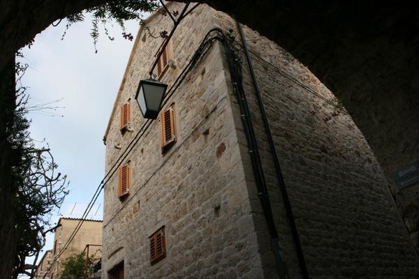 Outside the house - Old town enjoyment - Hvar - rentals