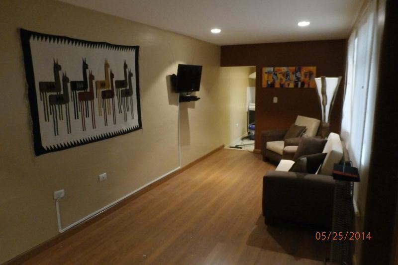 Living Room - Smack Dab in the Heart of El Centro!!  (Apt #2) - Cuenca - rentals