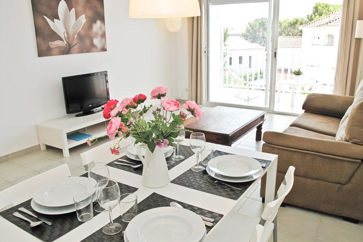 Living room - TANGO Quiet location close to the beach - Sitges - rentals