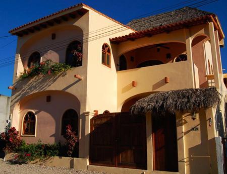 Casa de los Milagros - Duplex in town! - San Pancho - Image 1 - San Pancho - rentals