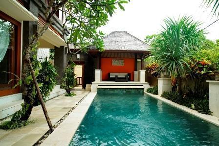 Family Villa Jimbaran - Image 1 - Kuta - rentals