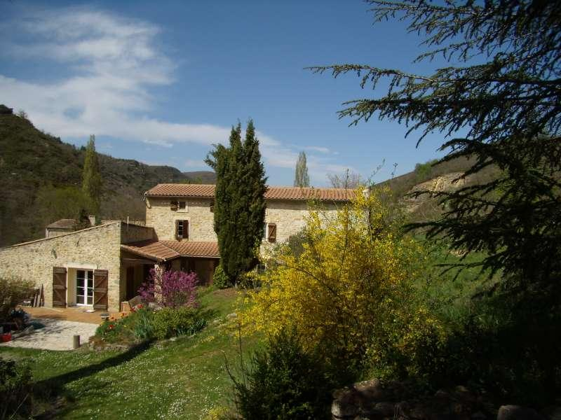 maison du cypres - luxury stone house, pool, romantic grounds/views - Bouriege - rentals