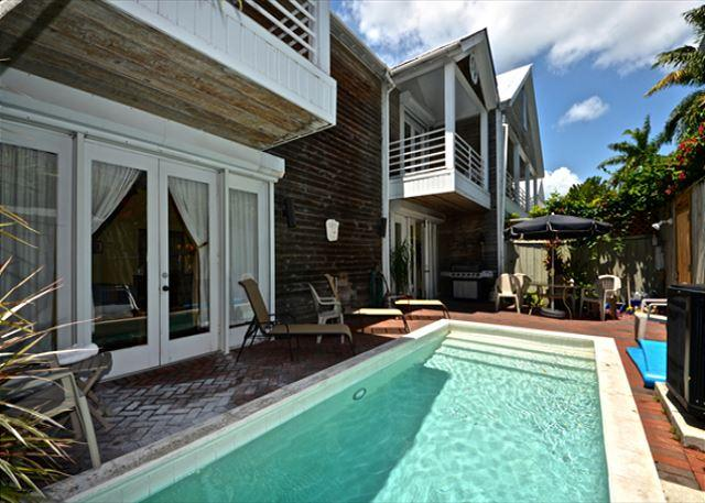 """DU PONT HOUSE""  Luxury Rental - Private Pool - 1/2 Block To Duval St. - Image 1 - Key West - rentals"