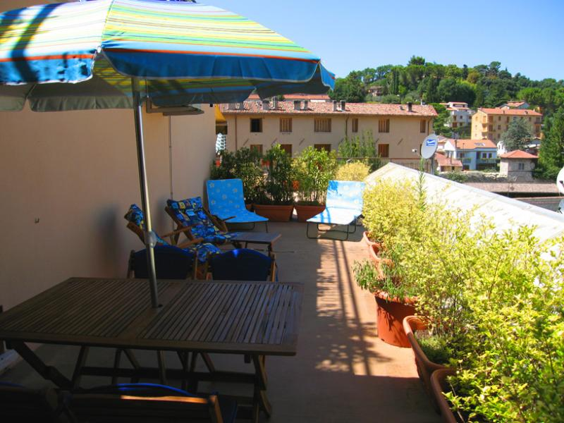 Terrazza Tetto. Car Unnecessary. Rome 1 hr 15 mins - Image 1 - Spoleto - rentals
