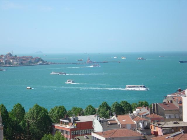 VIEW FROM YOUR APARMENT - SEA VIEW & FULLY FURNISHED APARTMENTS near the YIL - Istanbul - rentals