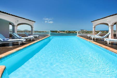 Escapade - Modern villa with beautiful ocean views, pool & water activities nearby - Image 1 - Terres Basses - rentals