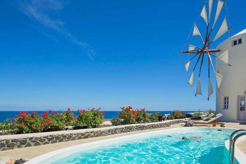 Windmill Villas-Lilac - Image 1 - Imerovigli - rentals