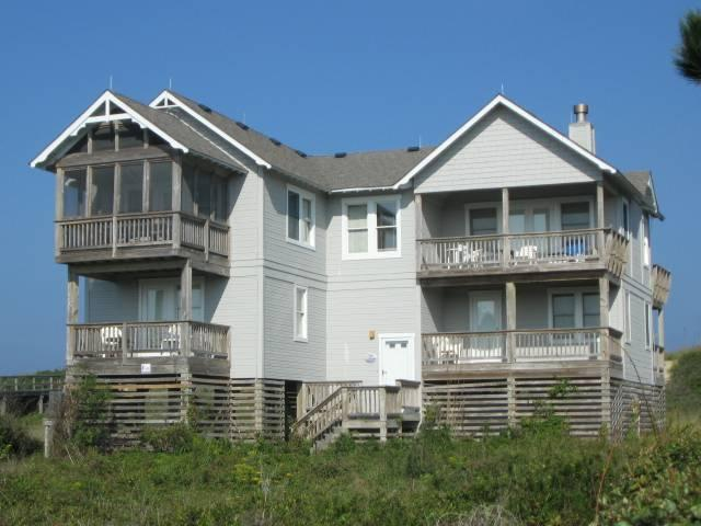 Station Bay House - Image 1 - Duck - rentals