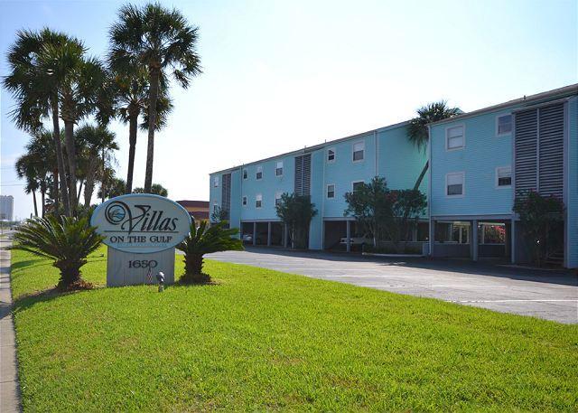 Villas on the Gulf L7 - Image 1 - Pensacola Beach - rentals
