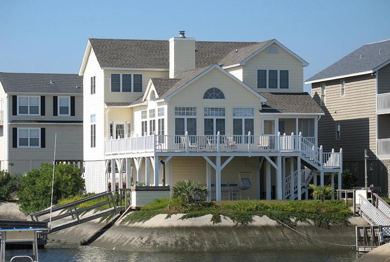 2 Dare Canal side - Dare Street 002 - Cooke - Ocean Isle Beach - rentals