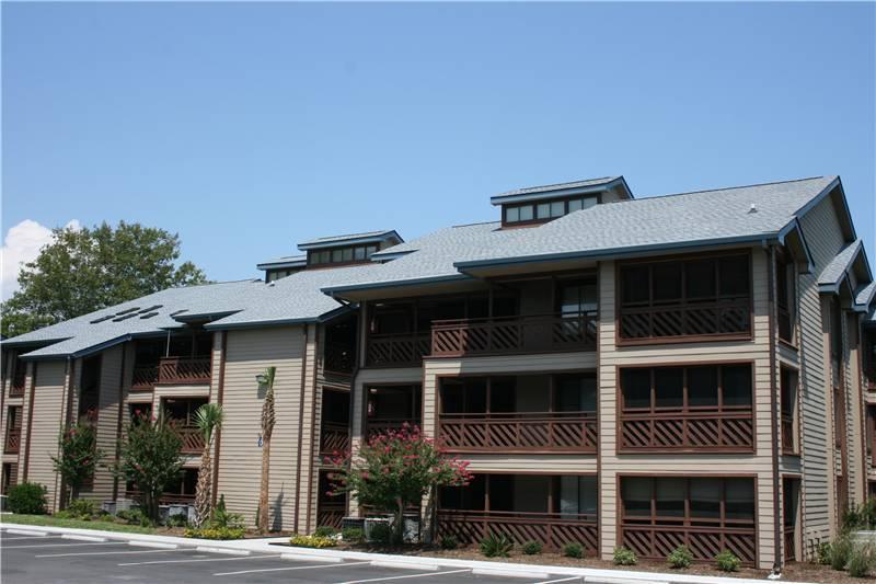 Heron Pointe 1 Bedroom Condo Rental with Pool and Hot Tub - Image 1 - Myrtle Beach - rentals