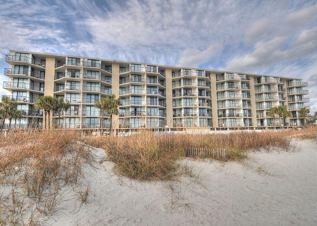 Crescent Sands (Windy Hill) - 3 bedroom direct oceanfront condo in Windy HIll - North Myrtle Beach - rentals