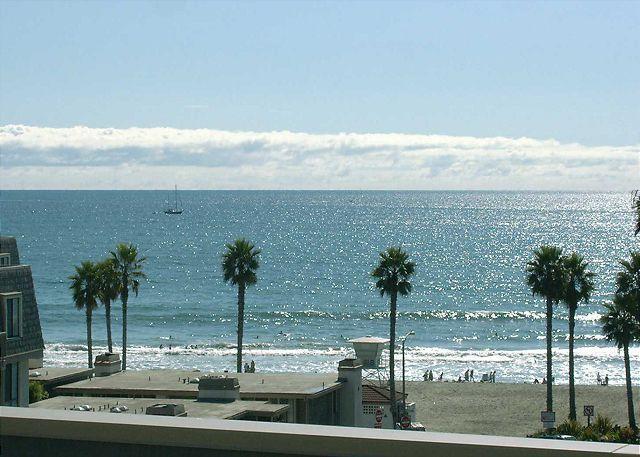Surf'nSail Penthouse - Image 1 - Oceanside - rentals