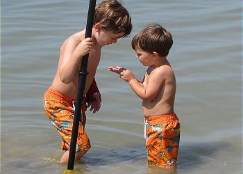 great lake for kids! - Splash Landing on Long Lake inTraverse City - Traverse City - rentals