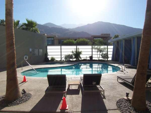 Main Pool Area - 2658 - Palm Springs - rentals