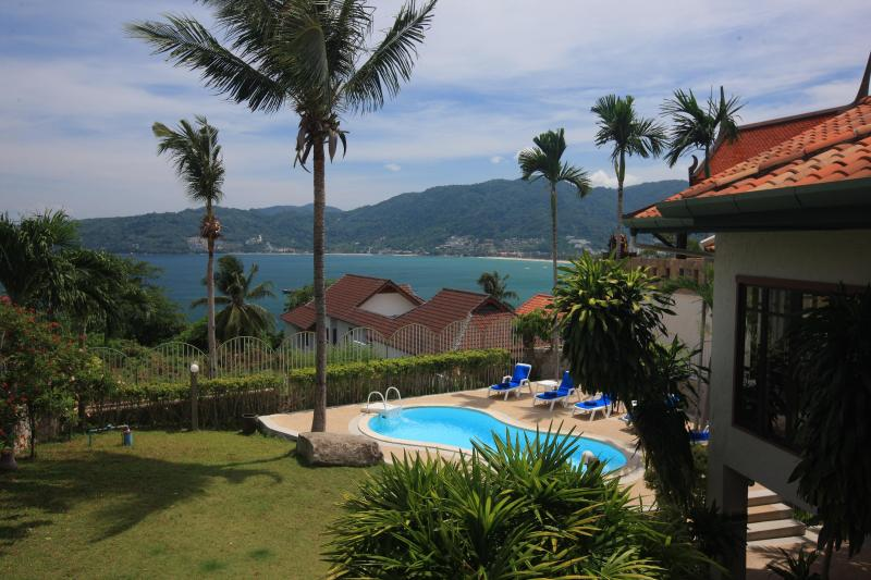 View Outdoor: Sea view Sala over Patong Beach - Baan Chom Ta Lay - Patong - rentals