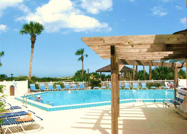 There's so much to do at Ocean Village Club! - Ocean Village Club N14, Ground Floor, heated pool, new kitchen, Blue Ray - Saint Augustine - rentals