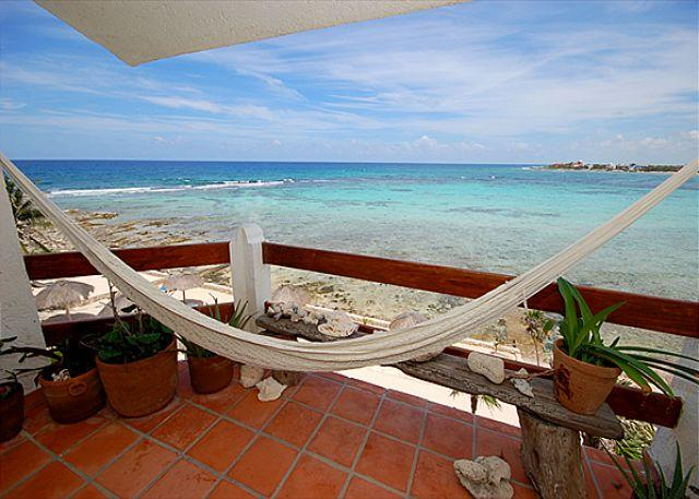 View from the Terrace - La Sirena, Unit #13 - World - rentals